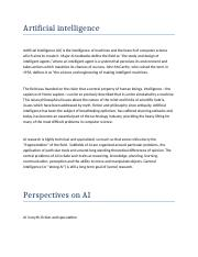 36926283-Artificial-Intelligence.docx