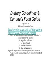 Lecture4-DietaryGuidelines-CFG