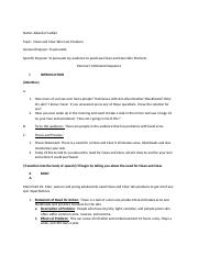 4 pages monroes motivated sequence sales presentation outline