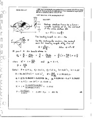447_Mechanics Homework Mechanics of Materials Solution