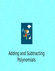Adding and Subtracting Polynomials.pptx