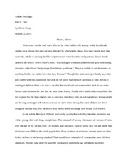 Synthesis Essay Peer Review Prompt For Sunita Vekariadocx Engl Pages Mirror  Mirrordocx