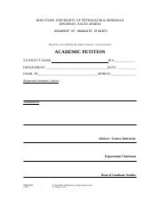 academic_petition