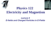 L05_viet_E-fields and Charged Particles in E-Fields