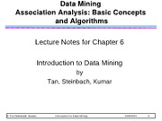 chap6_basic_association_analysis (PPTminimizer)