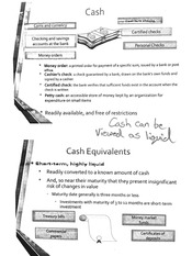 Cash & Cash Equivalents