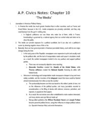 Chapter10-TheMedia