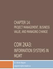 Chapter+14-+Project+Management