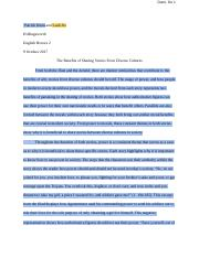 Ancient Literature Essay (1).docx