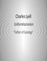 Charles Lyell Powerpoint.pptx