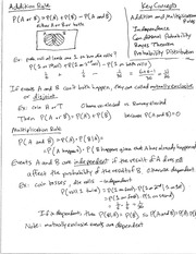 Lecture 4 Professors Class Notes