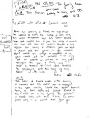 Arabic 2 Translation Hw