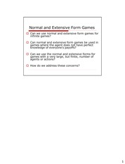 Computer Science 269_Adams_Lecture Notes on Richer Game Representations