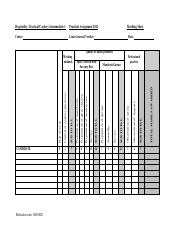 Int1_Hospitality-Practical-Cookery_Marking-sheet_2012