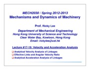 MECH2030-Lecture17-19