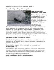U01d2_McClain_PRINCIPLES OF DESIGN IN THE REAL WORLD.docx