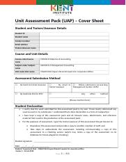 FNSACC504 Unit Assessment Pack.docx