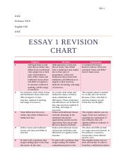 Essay 1 Revision Chart.docx