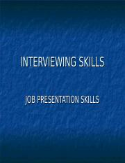 UCR Business interviewing skills (1)