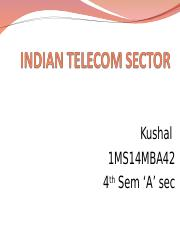 12980796-Porter-analysis-of-Indian-Telecom-Industry.ppt
