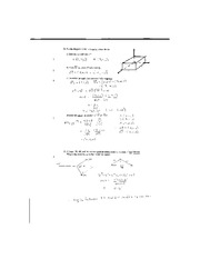 MATH 4U Exam Practice and Answers (5)