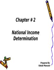 chapter 2 Two three & Four sector balance.ppt