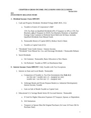 Tax I Outlines Chapters 6-7(2)