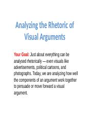 Analyzing Visual Arguments - Part 2_BB.ppt