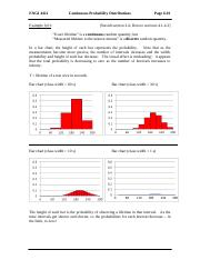 Stats Chapter 6