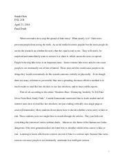 Essays On The News