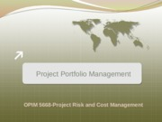Lect#10-Project Portfolio Management(1)