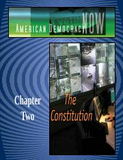 CH 2, 3 THE CONSTITUTION & FEDERALISM.pptx