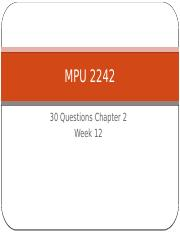 25 Questions Chapter 2.pptx