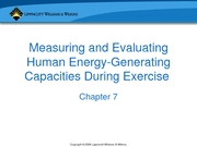 Chapter 07 Exercise Phys.ed