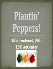 Plantin' Peppers!.pptx