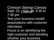 Business Model Design Review