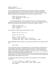ENGR 111 Fall 2011 HOMEWORK 3 ANSWER KEY (1)