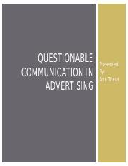 QuestionableCommunication_Theus