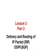 Lecture 3 Routing Part3.ppt