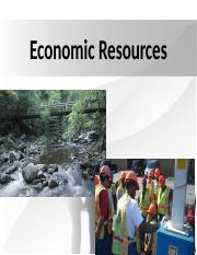 Economic Resources.pptx