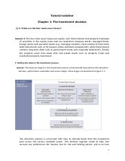 Tutorial question solution chapter 1.docx