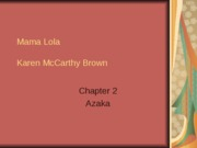 Brown Mama Lola Chapter 2