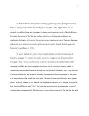the yearling essay