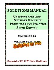 Solution manual part 2