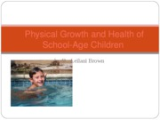 Physical+Growth+and+Health+of+School-Age+Children