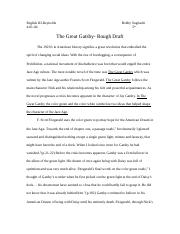 The Great Gatsby Essay.doc