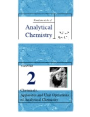 Analytical chemistry chapter 2 (old)2
