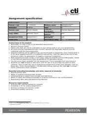 C_ITCO221 - Assignment Specification (V1.0).pdf