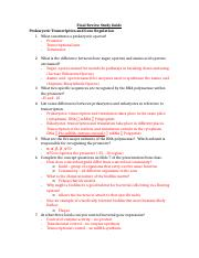 Microbiology Final Exam Study Guide