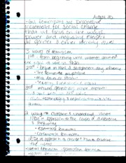 Intro to Woman's Studies notes 3